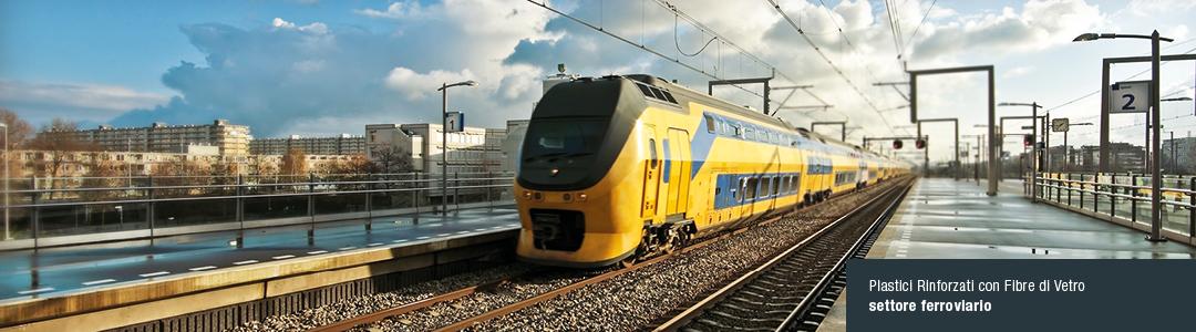 PRFV nel Ferroviario