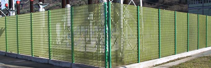 recinzioni vetroresina